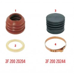 Р/к направляючої супорта KNORR  SB6/ SB7/ 3F 200 20254, 3F20020254