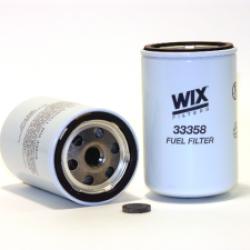Паливний фільтр (VOLVO, SCANIA, JCB, LIEBHERR) WIX FILTERS 33358E