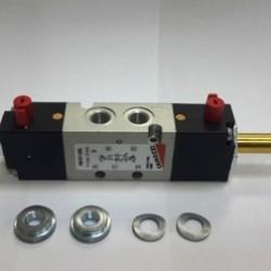 Пневморозподілювач дверного механізму (ЛАЗ, БОГДАН) Camozzi 358-011-02IL