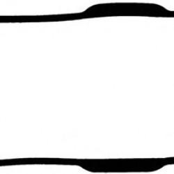 Прокладка піддону картера DAF VICTOR REINZ 71-37151-00
