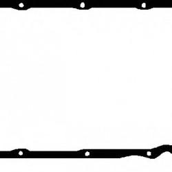 Прокладка піддону картера MAN ELRING 834.697