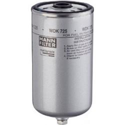 Паливний фільтр (MAN, MERCEDES, SETRA) MANN FILTER WDK725