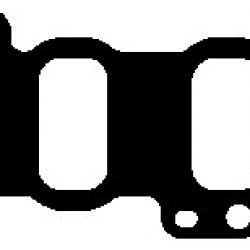 Прокладка впускного колектора DAF ELRING 493440