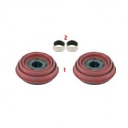 Р/к штовхача з гофрованим пильником (з буртом) KNORR SN 6/ SN7/ SB7/SB7/ SK7/ 3F 200 20114, 3F20020114