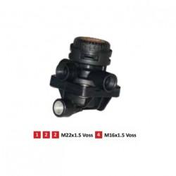 Прискорювальний клапан 3F173 series