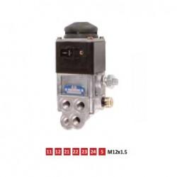 Електромагнітний клапан 3F280 series